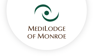 Medilodge of monroe web logo